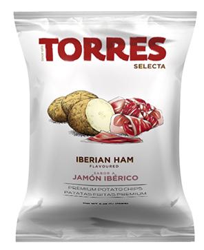 Chips Jamon