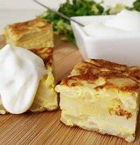 Tortilla alioli
